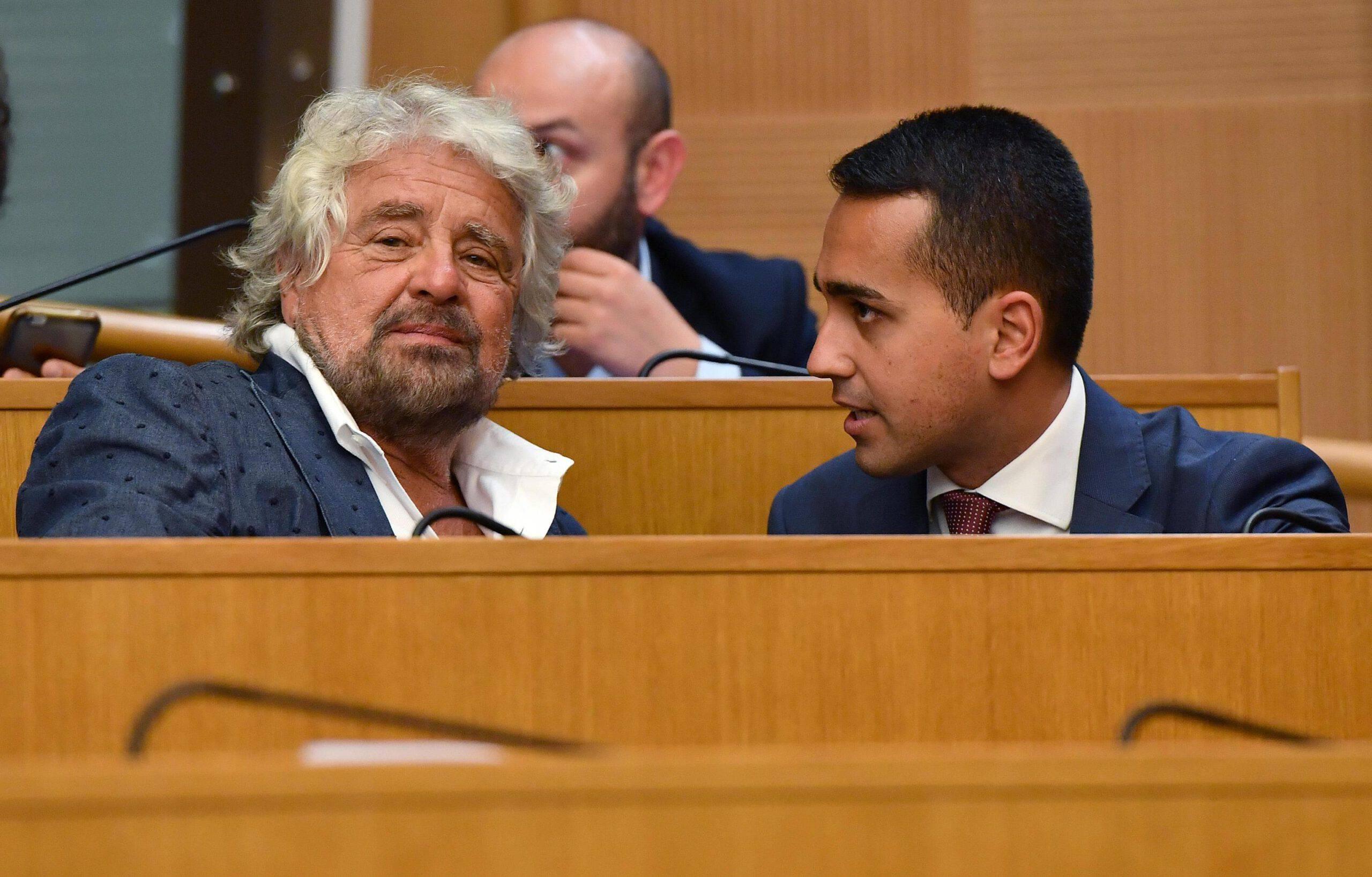 Patto Grillo-Conte per la durata della Legislatura e contro Di Battista - Leggilo.org