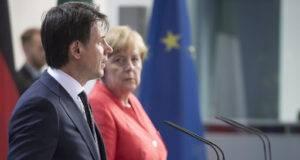 """Scontro Merkel - Conte, il Premier italiano incalza:: """"I conti dell'Italia li faccio io"""" - Leggilo.org"""