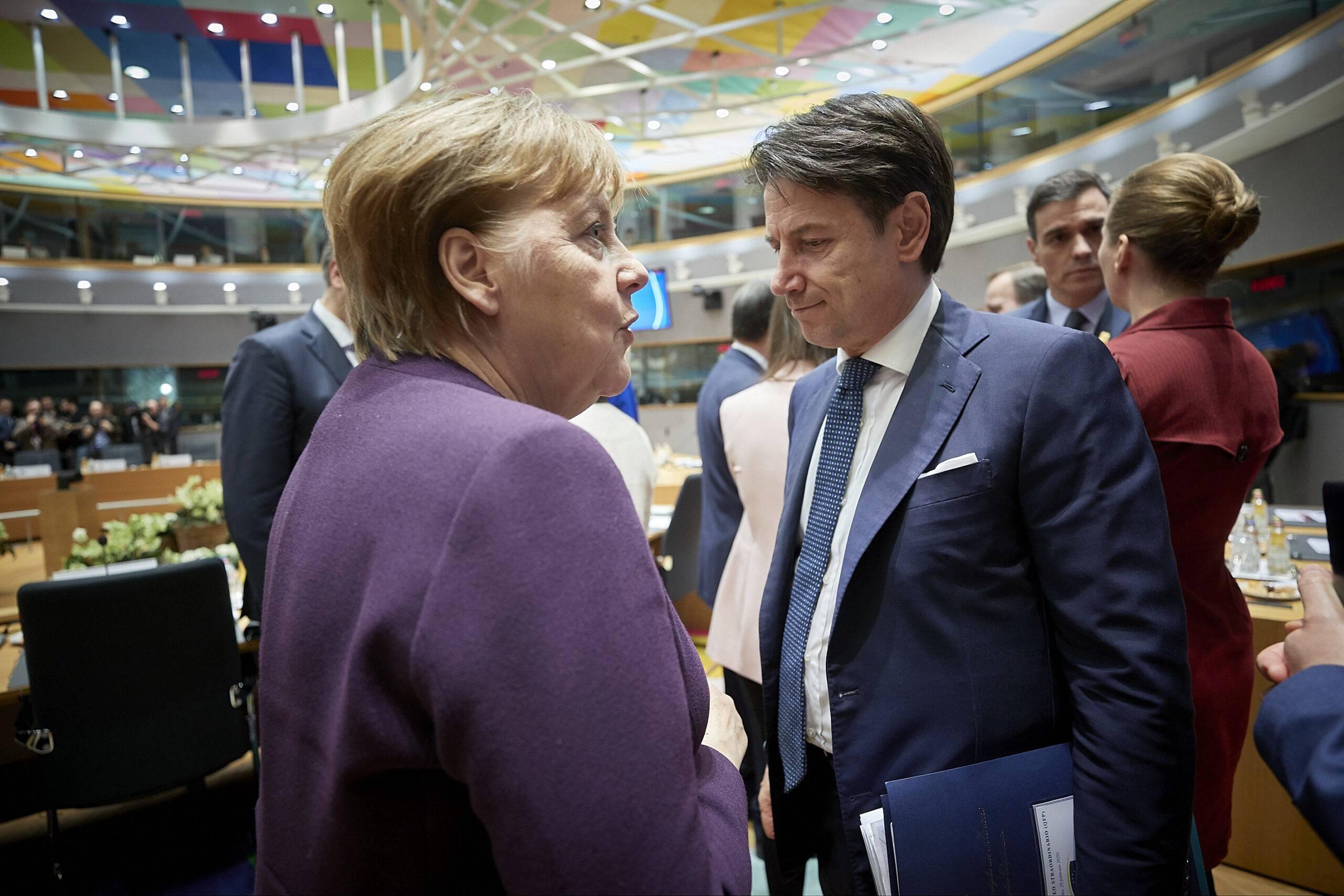 """Italia gelata a Bruxelles, la Germania: """"Tornare al patto Berlino-Parigi da 500 miliardi"""" - Leggilo.org"""