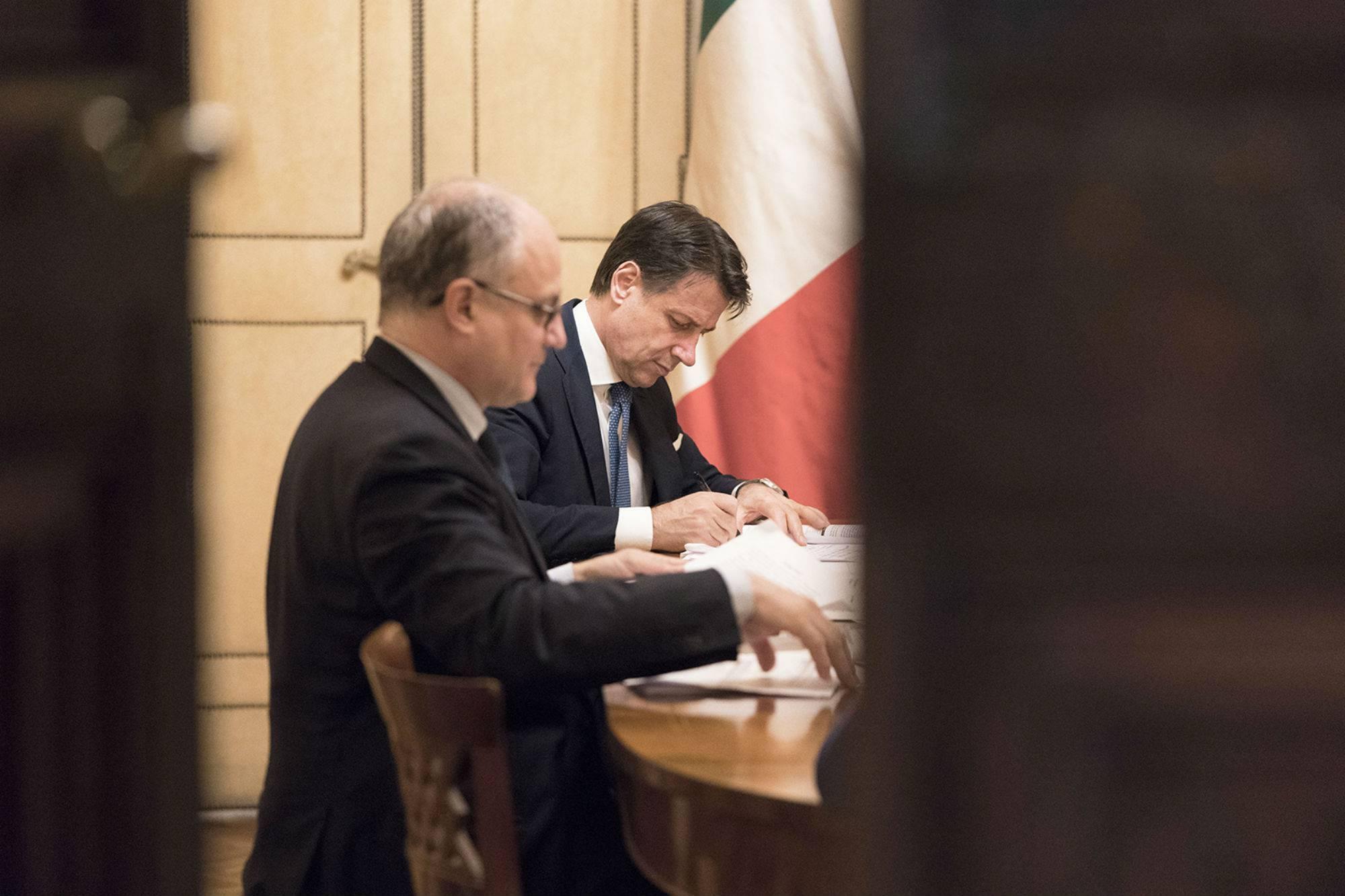 I dubbi dei tecnici del Senato sul Decreto Liquidità: i 400 miliardi ono sono contabilizzati - Leggilo.org