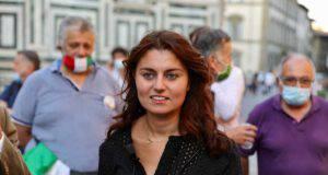 """Scivolone di Giani su Ceccardi: """"E' al guinzaglio di Salvini"""", proteste dal centrodestra - Leggilo.org"""