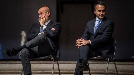 Scontento nel Pd: Zingaretti e Di Maio provano a sostituire Conte - Leggilo.org