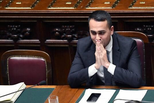Di Maio incontra Draghi in segreto: 5 Stelle fedelissimi di