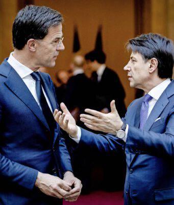 """Rutte inchioda Conte: """"Niente sussidi, soltanto prestiti. Italia impari a cavarsela da sola"""" - Leggilo.org"""