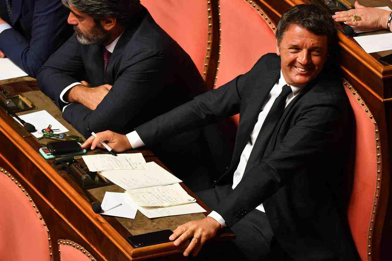 Il doppio garantismo di Renzi sul processo a Salvini - Leggilo.org