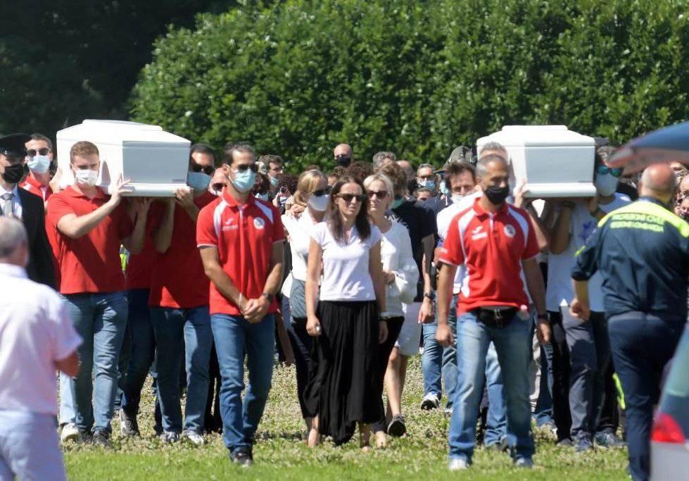 funerale gemelli bressi