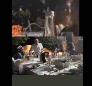 Al Bano va a cena con Romina senza Loredana é caos a Cellino