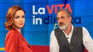 Andrea Delogu: il marito fa una dichiarazione inaspettata