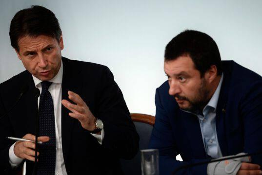 Sulle ceneri della Lega Nord nasce il nuovo partito di Salvini ma si contende gli elettori con Fdi