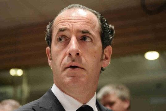 Luca Zaia, chi è il nuovo presidente della Regione Veneto