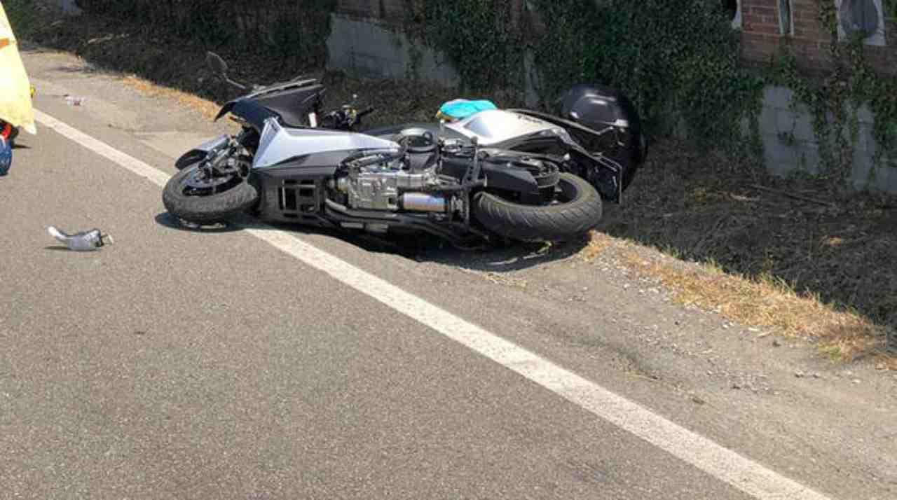 Incidente autostrada 18 agosto 2020