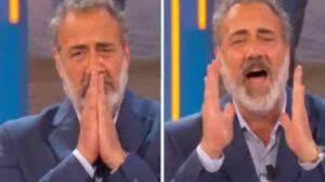 Marcello Masi scoppia in lacrime durante la diretta: il motivo è toccante