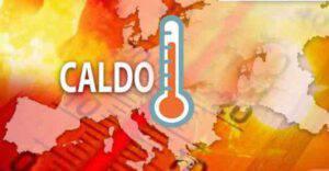 Meteo: arriva il caldo africano con punte di 42 gradi fino a sabato