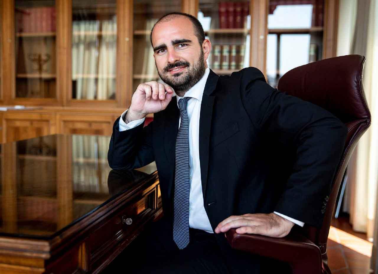 Marco Rizzone, deputato del Movimento 5 Stelle