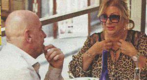 Tina Cipollari e Vincenzo Ferrara sono in luna di miele