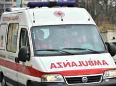 Ambulanza Getty 16 settembre 2020