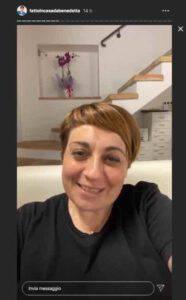 """Benedetta Rossi: """"Non lo dovevo fare.....mi sento ancora in colpa"""""""