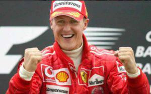 """Elisabetta Gregoraci confessa: """"Io conosco le condizioni di Michael Schumacher"""""""