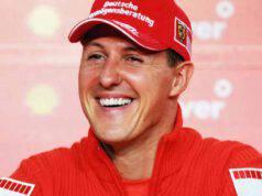 Michael Schumacher è sveglio e continua a lottare: le sue condizioni