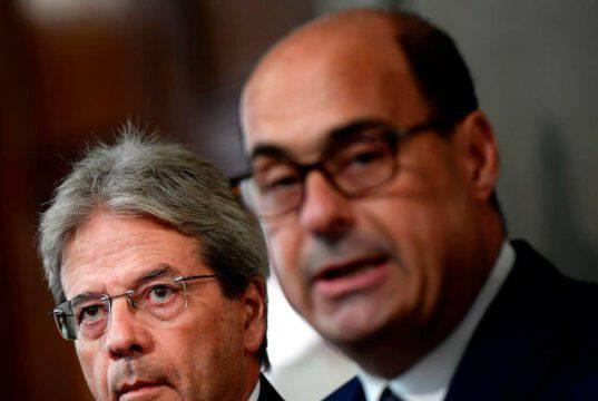 Siamo il primo partito d'Italia, dice Nicola Zingaretti