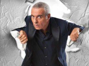 """Giorgio Panariello confessa la sua malattia: """"Dolori allucinanti"""""""