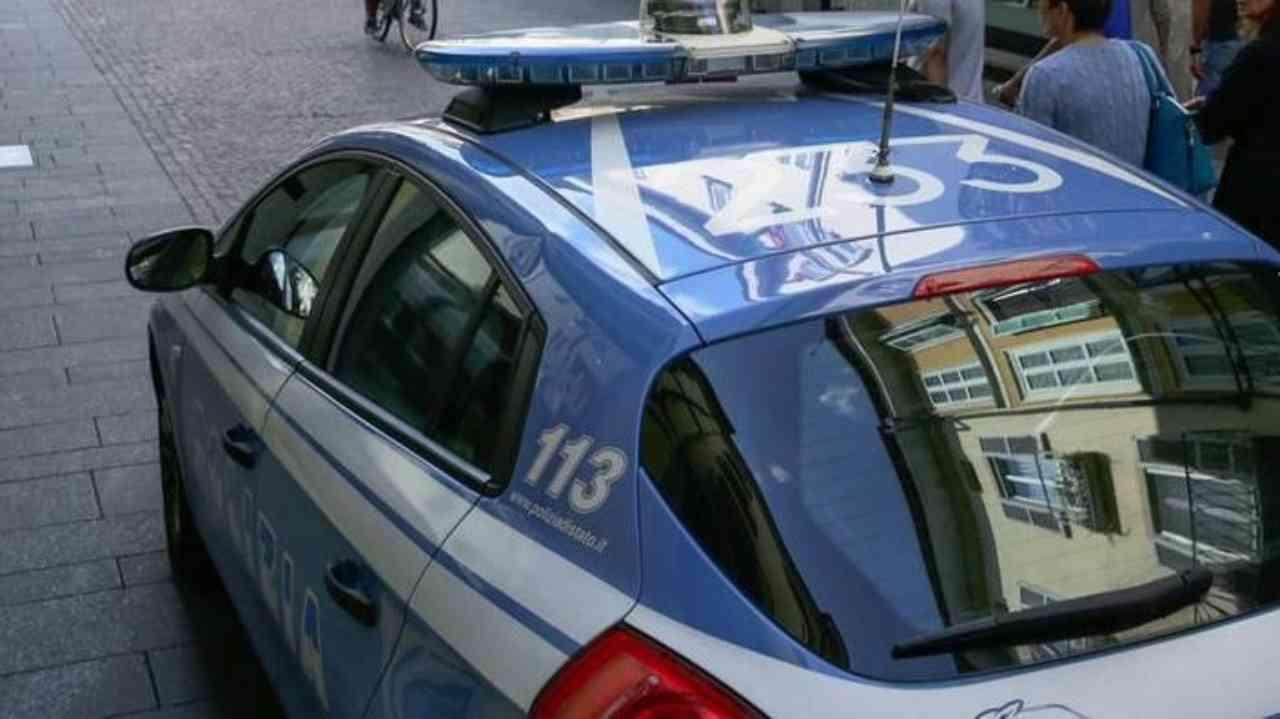 Polizia Matera 12 settembre 2020