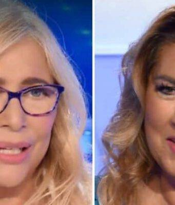 """Mara Venier e Romina Power momenti imbarazzanti: """"Chi te lo fa fare?!"""""""