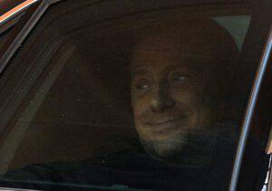 Berlusconi ricoverato al San Raffele