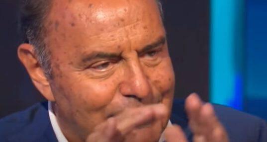 Se il PD perde la Toscana il Governo sarà come un edificio dell'Aquila dopo il terremoto, dice Bruno Vespa
