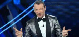 Amadeus ed il Festival di Sanremo: Al suo posto arriva Matano