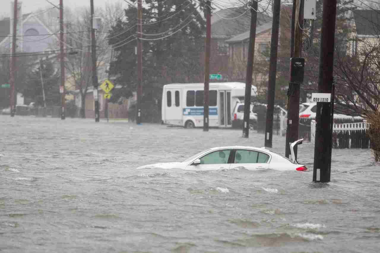Alluvione GETTY 8 ottobre 2020