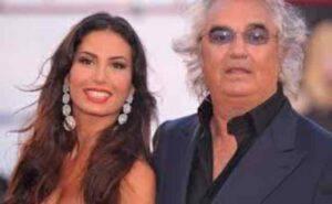 Elisabetta Gregoraci: gelo tra Flavio Briatore e Stefano Coletti a colazione