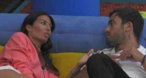 """GFVIP: Elisabetta Gregoraci e Pierpaolo: """"Non posso dirtelo chiedi alla psicologa"""""""