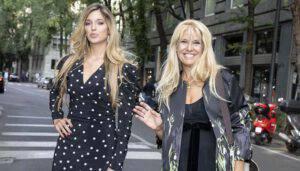 Maria Teresa Ruta, è flirt con il fidanzato della figlia Guenda