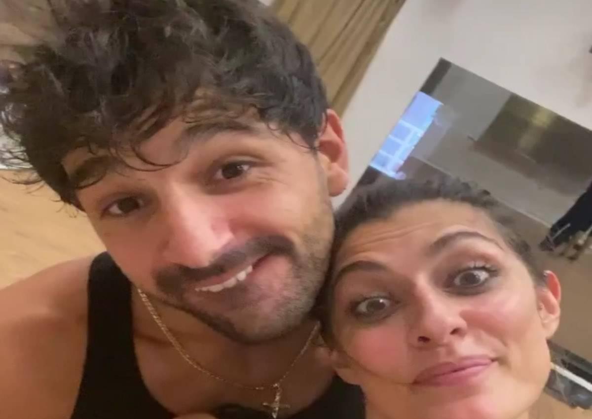 """Elisa Isoardi su Raimondo Todaro: """"E' finalmente tornato da me!"""""""