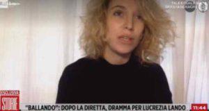 Ballando con le stelle: Lucrezia Lando trasportata al pronto soccorso d'urgenza