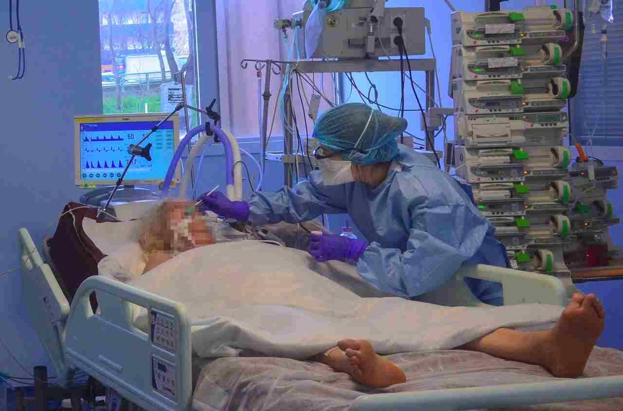Terapia intensiva GETTy 24 ottobre 2020