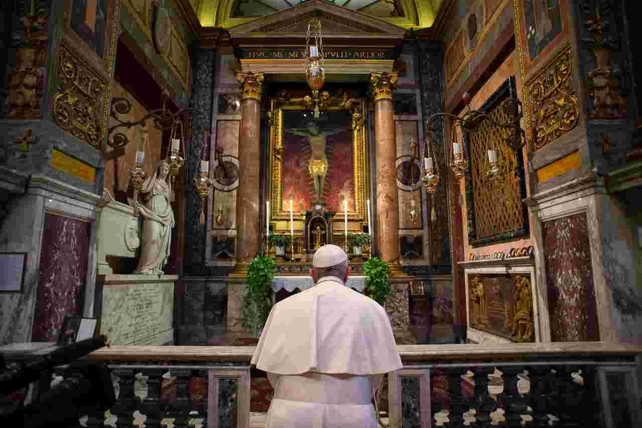 Vaticano GETTY 2 ottobre 2020