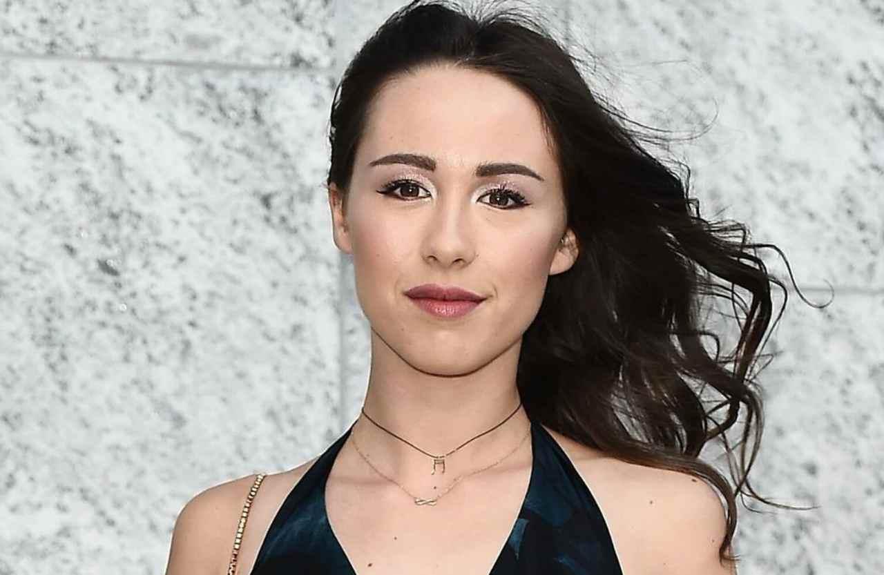 """Aurora Ramazzotti confessa su Instagram: """"Per me è stato un atto di coraggio"""""""