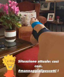 Ballando con le Stelle nuovo problema medico: questa volta per Elisa Isoardi