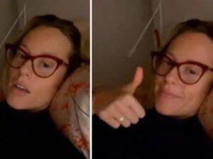 """Federica Pellegrini:""""E' durissima la lotta al coronavirus, oggi riesco ad alzarmi"""""""