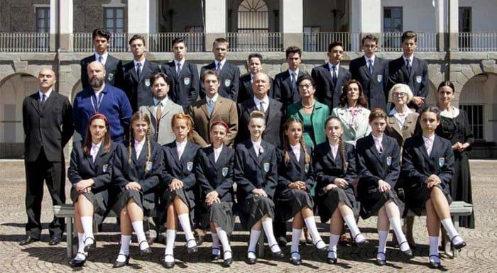 Rebecca Mongelli e i concorrenti del collegio5