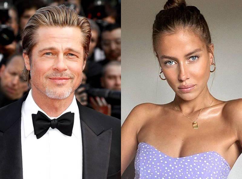 Brad Pitt e nicole