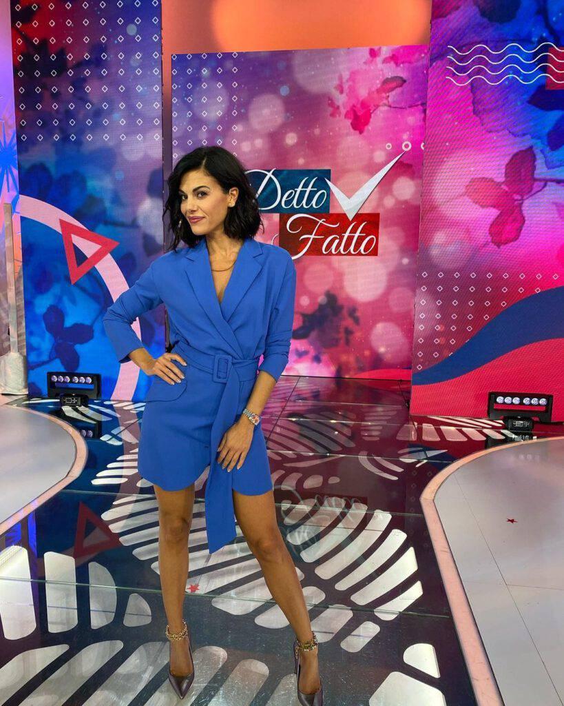 Bianca Guaccero assente a Detto Fatto. E' in quarantena