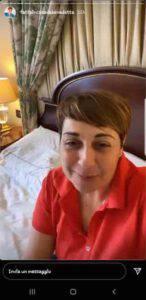 """Benedetta Rossi la dichiarazione che stupisce: """"Non è da solo in casa quando esco"""""""