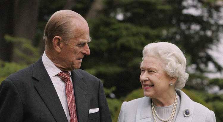 Anniversario regina Elisabetta e Filippo
