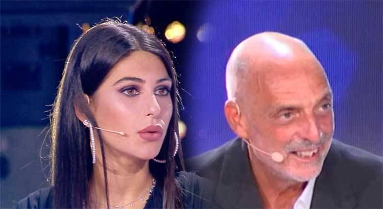Brosio e Maria Laura in tv