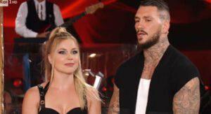 Ballando Con le stelle: Daniele Scardina e la rivelazione inaspettata di Anastasia Kuzmina