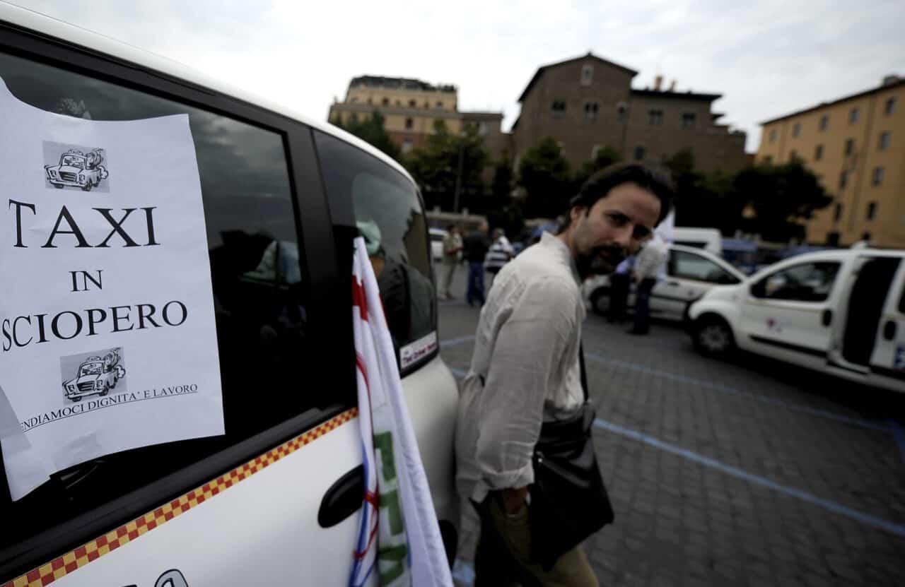 Dpcm_taxisti_sciopero 06.11.2020 Leggilo.org