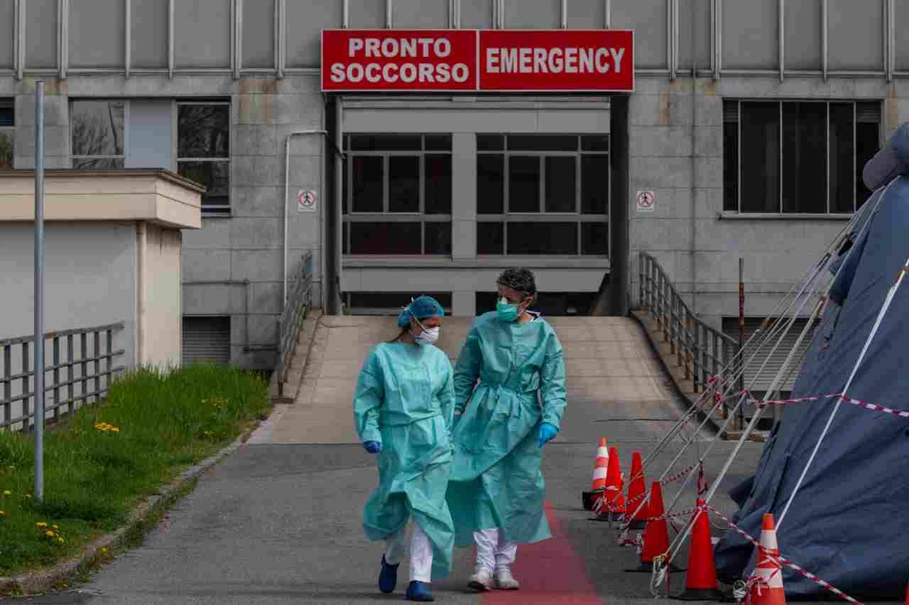 Ospedale GETTY 10 novembre 2020